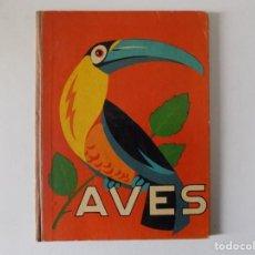 Libros antiguos: LIBRERIA GHOTICA. GASCONS. AVES. LOS ANIMALES Y SUS COSTUMBRES. 1957.DALMAU CARLES.. Lote 162952950