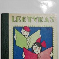 Livros antigos: LECTURAS AGRO PECUARIAS, PARA USO DE LAS ESCUELAS RURALES, DIPUTACION DE GUIPUZCOA, AÑO 1933. Lote 162978122