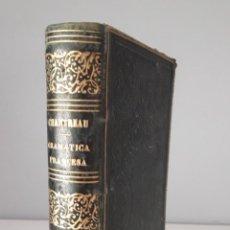 Libros antiguos: CHANTREAU REFORMADO, NUEVA GRAMÁTICA FRANCESA -DE TORRECILLA, PEDRO MARIA. 1860. Lote 163383574