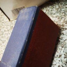 Libros antiguos: FISICA, QUIMICA, MINERALOGIA, ZOOLOGIA, BOTÁNICA, ANATOMÍA, HIGIENE.. 1930'S 1940'S, TOMO VARIAS.... Lote 163969922