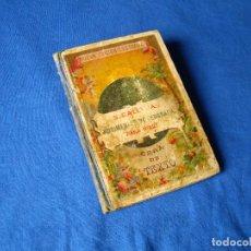 Libros antiguos: GEOGRAFIA PARA NIÑOS . SATURNINO CALLEJA 1900. Lote 164751550