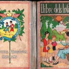 Libros antiguos: DALMAU CARLES : LLIBRE DELS INFANTS (1932). Lote 165419346
