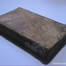 Libros antiguos: AUTORES SELECTOS DE LA MÁS PURA LATINIDAD. 1850. TAPAS EN PERGAMINO. ESCUELAS PIAS. BARCELONA.. Lote 166661958