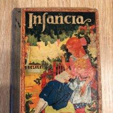 Livros antigos: INFANCIA. METODO COMPLETO DE LECTURA. JOSE DALMAU CARLES. EDITORES DALMAU CARLES. MADRID, 1933. Lote 166724006
