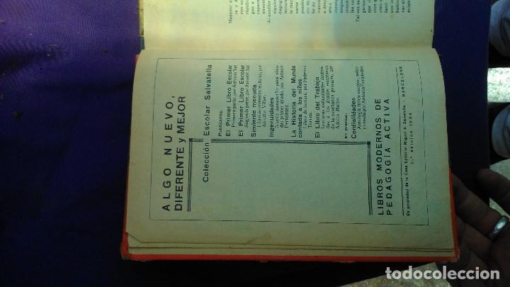 Libros antiguos: INGENUIDADES de editorial Salvatella inmediata postguerra española por sólo doce euros. - Foto 4 - 167324648