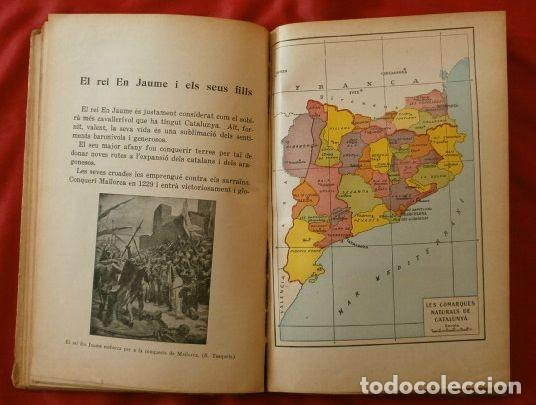 Libros antiguos: LA TERRA CATALANA (1935) JOAQUIM PLA - MÈTODE DE LECTURA CATALANA (En Català) METODO LECTURA CATALAN - Foto 3 - 167833656