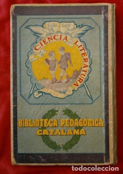 Libros antiguos: LA TERRA CATALANA (1935) JOAQUIM PLA - MÈTODE DE LECTURA CATALANA (En Català) METODO LECTURA CATALAN - Foto 4 - 167833656