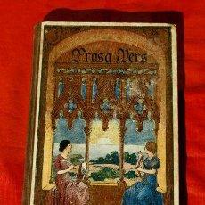 Libros antiguos: PROSA I VERS (1931) MANUEL MARINEL.LO - LECTURES MORALS I CIVIQUES PER A NOIS - EN CATALÀ. Lote 167835992