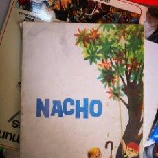 Libros antiguos: LIBRO ANTIGUO NACHO LECTURA CURSO SEGUNDO QUINTA EDICION. Lote 167922958