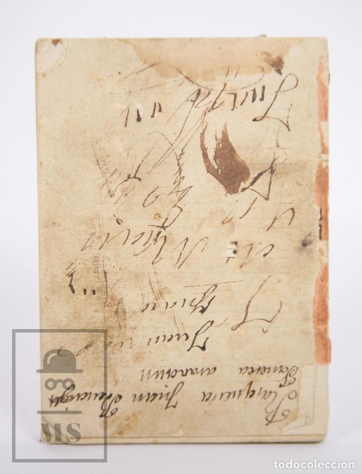 Libros antiguos: Antiguo Librito Lectura y Escritura en una Semana, Fernando Lozano - Evaristo Sánchez, 1893 - Foto 6 - 168668744