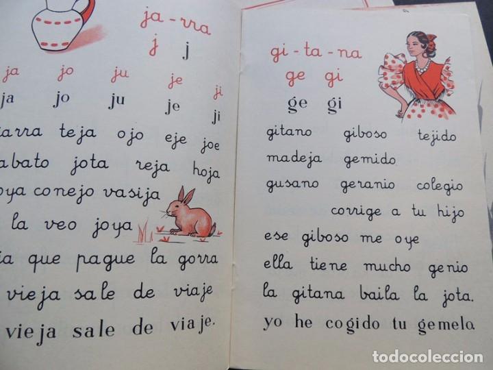 Libros antiguos: NUEVAS LETRAS Nº 1 - 2 - 3 / TRES CARTILLAS / WENCESLAO EZQUERRA 1968 / SIN USAR - Foto 2 - 212550835