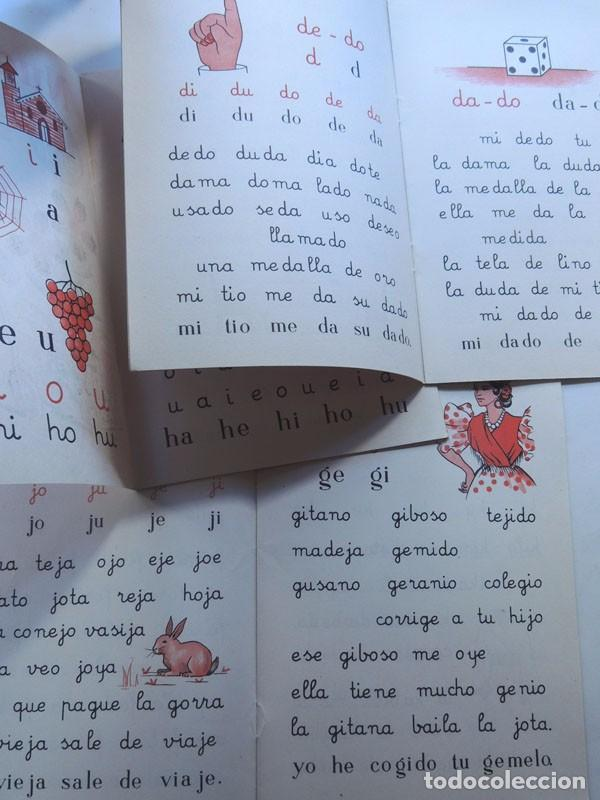 Libros antiguos: NUEVAS LETRAS Nº 1 - 2 - 3 / TRES CARTILLAS / WENCESLAO EZQUERRA 1968 / SIN USAR - Foto 4 - 212550835