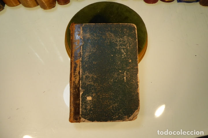 Libros antiguos: Curso elemental de Historia. Don Joaquín Federico de Rivera. 3 tomo en 1 volumen. 1856. Valladolid. - Foto 2 - 169033904