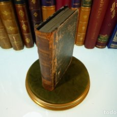 Libros antiguos: CURSO ELEMENTAL DE HISTORIA. DON JOAQUÍN FEDERICO DE RIVERA. 3 TOMO EN 1 VOLUMEN. 1856. VALLADOLID.. Lote 169033904