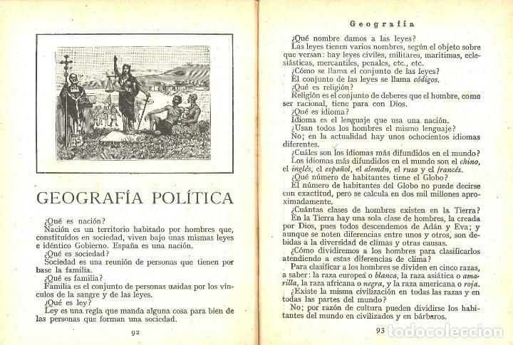Libros antiguos: Geografía para niños. Saturnino Calleja - Foto 3 - 169203376