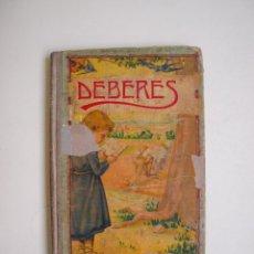 Libros antiguos: DEBERES - MÉTODO COMPLETO DE LECTURA - LIBRO CUARTO - 100 GRABADOS - DALMÁU CARLES PLA GERONA 1932. Lote 169455336