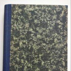 Libros antiguos: CURSO ELEMENTAL DE HISTORIA NATURAL - BOTÁNICA - ORESTES CENDRERO CURIEL - SANTANDER 1932. Lote 169750016