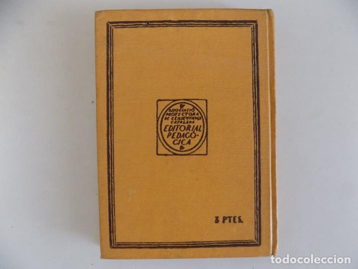 Libros antiguos: LIBRERIA GHOTICA. FERRAN SOLDEVILA. HISTÒRIA DE CATALUNYA. CURS SUPERIOR. 1932.MUY ILUSTRADO. - Foto 5 - 170370776
