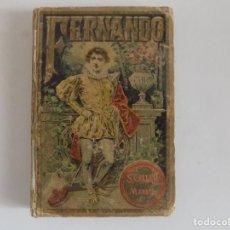 Libros antiguos: LIBRERIA GHOTICA. FERNANDO POR CRISTOBAL SCHMID. EDITORIAL CALLEJA. 1890. MUY ILUSTRADO.. Lote 170990404