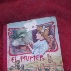 Libros antiguos: EL PRIMER MANUSCRITO, LIBRO DE 1905. Lote 171114935