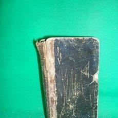 Libros antiguos: EL ANTIGALICISMO, DON CLEMENTE CORNELLAS., LIBRO DE LECTURA FRANCESA ESCOGIDA, 1865, EN FRANCÉS. Lote 171430077