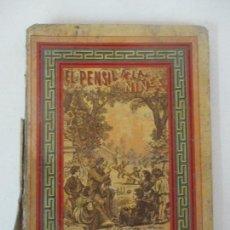 Libros antiguos: EL PENSIL DE LA NIÑEZ - TOMO V - JULIAN LOPEZ Y LUIS PUIG - ED BASTINOS - 1867. Lote 171507925