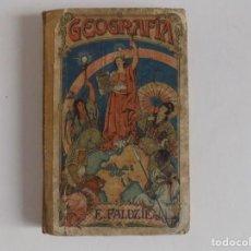 Libros antiguos: LIBRERIA GHOTICA. E. PALUZIE. GEOGRAFIA PARA NIÑOS. 1925. GRABADOS Y MAPAS.. Lote 171840843