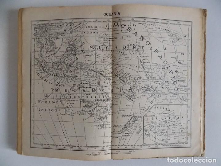 Libros antiguos: LIBRERIA GHOTICA. E. PALUZIE. GEOGRAFIA PARA NIÑOS. 1925. GRABADOS Y MAPAS. - Foto 2 - 171840843