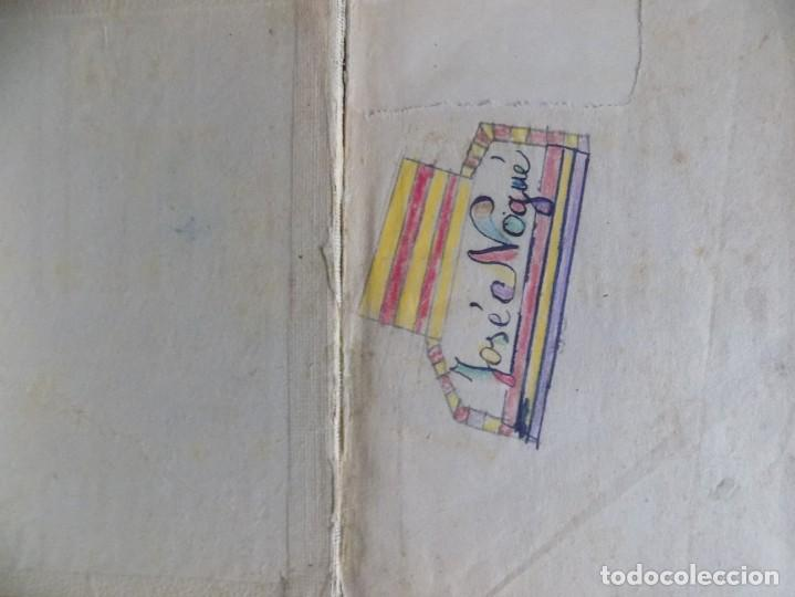 Libros antiguos: LIBRERIA GHOTICA. TORROJA I VALLS. LECTURES SUGESTIVES PER A NOIS I NOIES.1931. ILUSTRADO - Foto 3 - 171841000