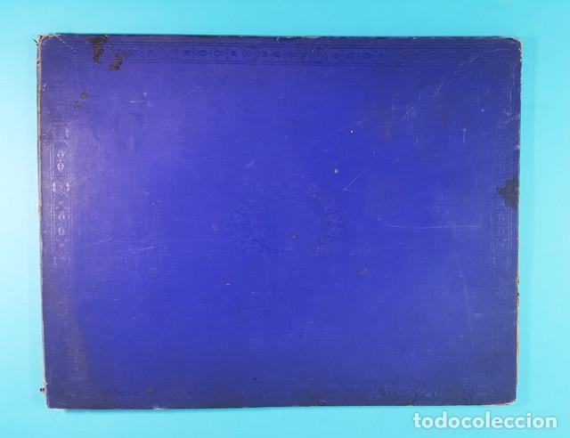 Libros antiguos: CURIOSO CUADERNO ATLAS DE HISTORIA, JAVIER MARTON DEL COLEGIO DE SAN ESTANISLAO 1891,VER DESCRIPCION - Foto 8 - 172232229