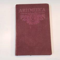 Libros antiguos: ARITMETICA TERCER GRADO 1925 LIBRO DEL MAESTRO. Lote 172295902