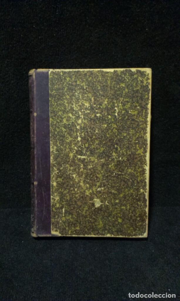 GRAMÁTICA HISPANO-LATINA TEORICO PRACTICA - RAIMUNDO DE MIGUEL - AGUSTIN JUBERA, AÑO 1875 (Libros Antiguos, Raros y Curiosos - Libros de Texto y Escuela)
