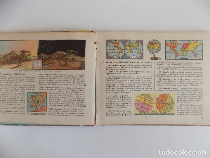 Libros antiguos: LIBRERIA GHOTICA. LUIS VIVES. GEOGRAFIA. SEGUNDO GRADO. 1954. FOLIO. MUY ILUSTRADO. - Foto 2 - 172929630