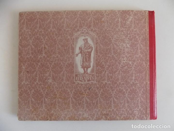 Libros antiguos: LIBRERIA GHOTICA. LUIS VIVES. GEOGRAFIA. SEGUNDO GRADO. 1954. FOLIO. MUY ILUSTRADO. - Foto 3 - 172929630