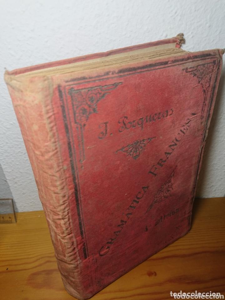 Libros antiguos: Gramática Francesa, Jose Porqueras y Carreras, 1902 - Foto 3 - 173032169