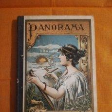 Livres anciens: PANORAMA. LA NATURALEZA. Lote 173263750