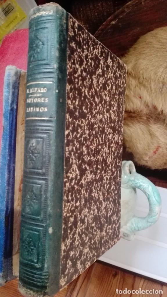 COLECCION DE TROZOS ESCOGIDOS DE LOS AUTORES CLASICOS LATINOS PARA USO DE LOS ALUMNOS DE SEGUNDA EN (Libros Antiguos, Raros y Curiosos - Libros de Texto y Escuela)