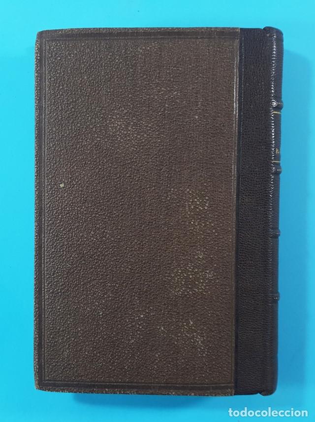 Libros antiguos: MEMENTO DE BACCALAUREAT ES LETTRES RESUME DES CONNAISSANCES, HACHETTE PARIS 1868, BLOIS BACHILLERATO - Foto 5 - 176257538