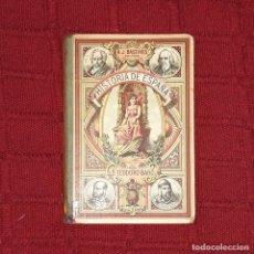 Libros antiguos: HISTORIA DE ESPAÑA - TEODORO BARÓ. Lote 176383480