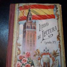 Libros antiguos: LIBRO DE LECTURA. SEVILLA 1922. Lote 177324505