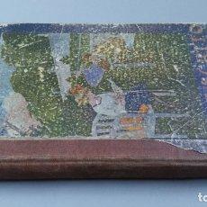 Libros antiguos: MANUSCRITO METÓDICO. BORI Y FONTESA - EJERCICIOS DE CARTAS Y DOCUMENTOS - ¿ 1911 ?. Lote 177615899