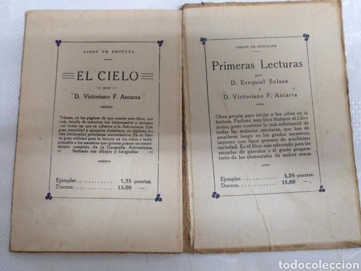 Libros antiguos: VICTORIA LIBRO DE LECTURA PARA NIÑAS. 1916 .M PILAR ONATE - Foto 6 - 177753242