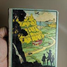 Libros antiguos: LIBRO LLIÇONS DE COSES-MÈTODE COMPLET DE LECTURA CATALANA EDITORS DALMAU CARLES,PLA,E.C 1932. Lote 178847755