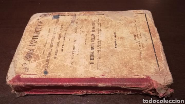 Libros antiguos: Paseos Instructivos. 1902. - Foto 2 - 178900520