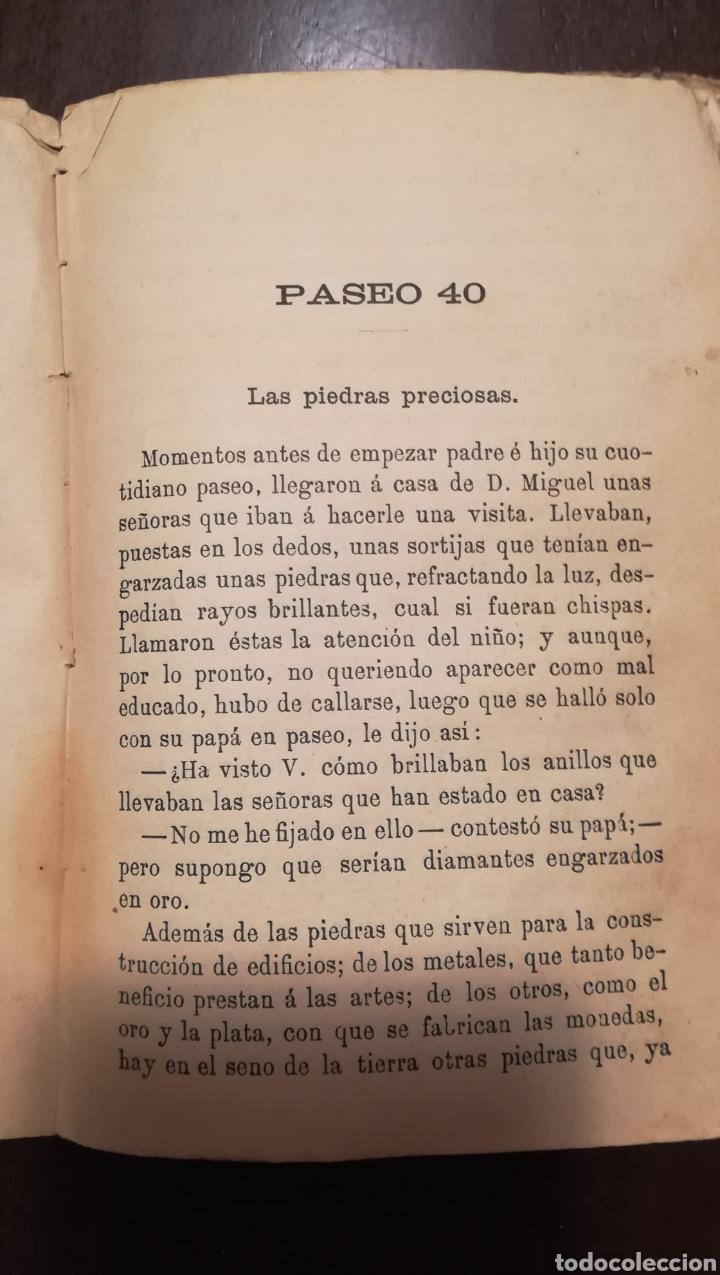 Libros antiguos: Paseos Instructivos. 1902. - Foto 4 - 178900520