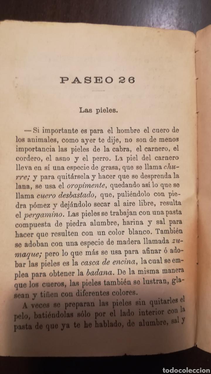Libros antiguos: Paseos Instructivos. 1902. - Foto 5 - 178900520