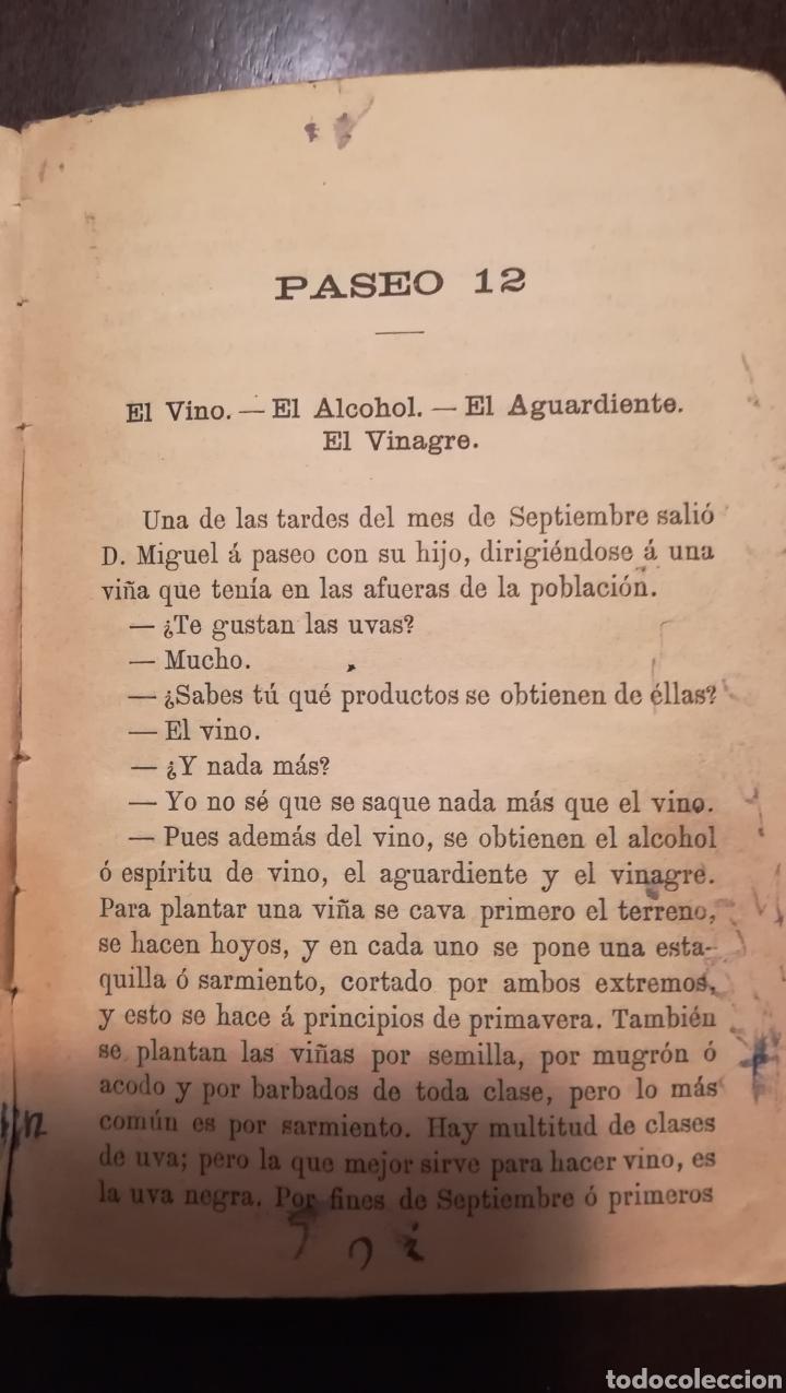 Libros antiguos: Paseos Instructivos. 1902. - Foto 6 - 178900520
