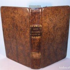 Libros antiguos: GRAMÁTICA CASTELLANA. TOMO I. MANUAL DEL CURSANTE DE 2ª ENSEÑANZA. BARCELONA. 1849. IMP. DE JOSÉ TAU. Lote 179036383
