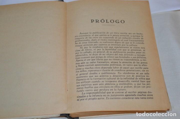 Libros antiguos: Las Ciencias en la Escuela / ¡Raro!, años 30 - ORIGINAL, Aurelio R Charentón, profesor normal ¡Mira! - Foto 5 - 180100250