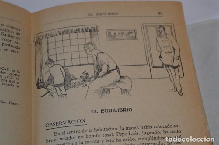 Libros antiguos: Las Ciencias en la Escuela / ¡Raro!, años 30 - ORIGINAL, Aurelio R Charentón, profesor normal ¡Mira! - Foto 9 - 180100250